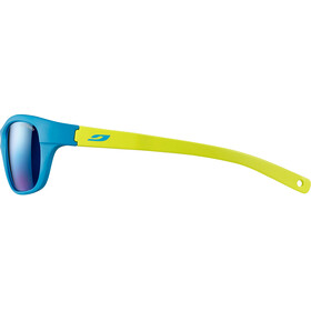 Julbo Player L Spectron 3CF Sunglasses 6-10Y Kids matt blue/yellow-multilayer blue